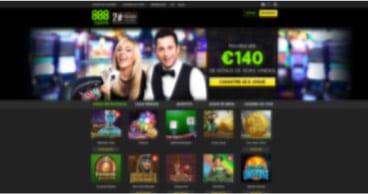888 Casino pequeno